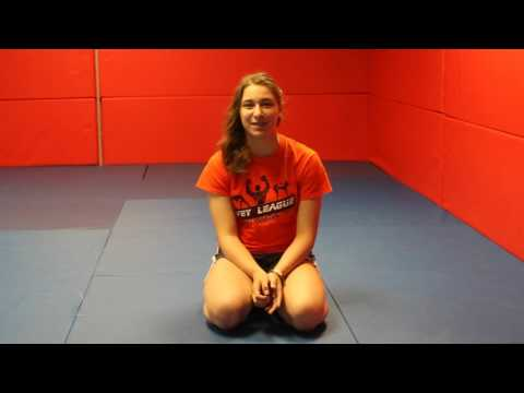 Lauren Crino Reviews Ivy League Mixed Martial Arts in Arnold Maryland
