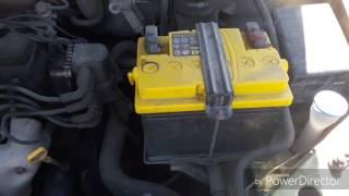 Как защитить свой Ланос от кражи аккумулятора - лайфхак