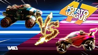 POTATO LEAGUE #47 TRY NOT TO LAUGH Rocket League Funny Moments
