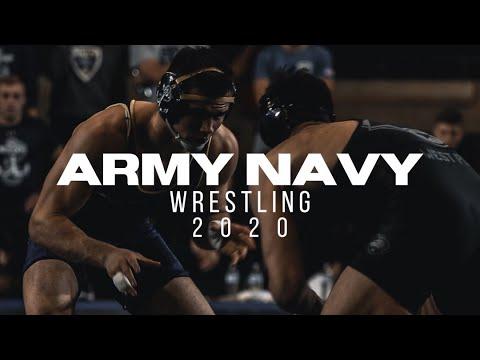 ARMY - NAVY WRESTLING | 2020