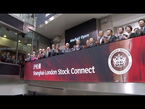China And UK Launch Groundbreaking Market Link
