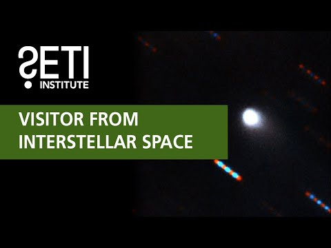 Visitor from Interstellar Space