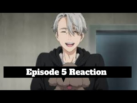 My Thoughts on Yuri on Ice Episode 5 English Dubbed