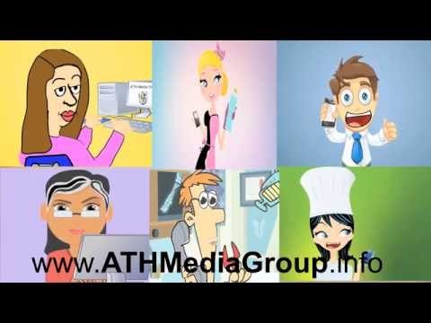 ATH Media Group Commercial In English