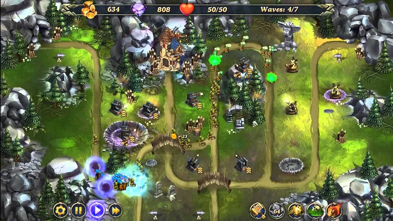 Royal Defense 2014 pc game Img-1