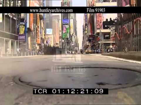 Times Square Taxi, 2000's - Film 91903