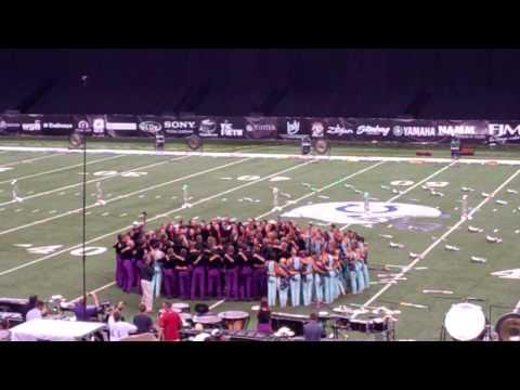 DCI 2013 World Championship Finals - Carolina Crown Singing Corps Song