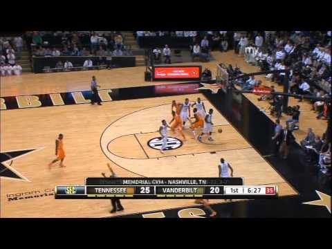 02/13/2013 Tennessee vs Vanderbilt Men