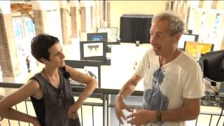 Video Pink Floyd Milano Fabbrica del Vapore mostra 2014 - 2015 download MP3, 3GP, MP4, WEBM, AVI, FLV Agustus 2017
