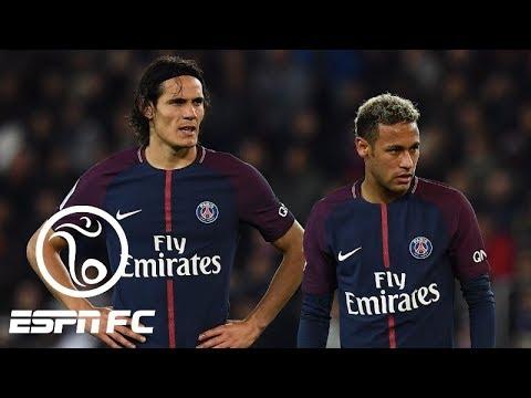 Shaka Hislop calls PSG manager 'soft' for handling of Neymar-Edinson Cavani situation | ESPN FC
