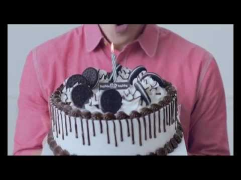 Baskin Robbins TVC 2012 Happy Ice Cream Cake To You