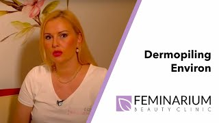 Dermopiling Environ, intensywne złuszczanie skóry bez okresu rekonwalescencji.