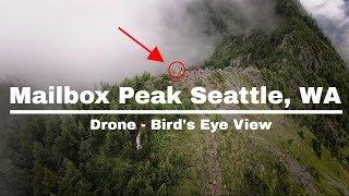 Mailbox peak 7/7/18 GoPro Hero 6 Karma 4k (1 minute version)