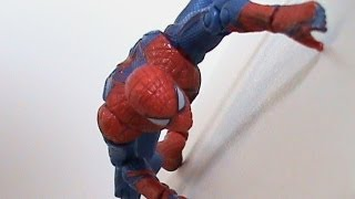 The Amazing Spider-Man Movie Series Ultra-Poseable 3 3/4 Inch Action Figure Review