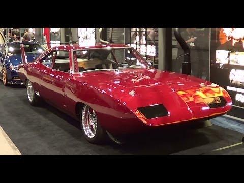 Fast And Furious Six 1969 Dodge Charger Daytona  SEMA 2013