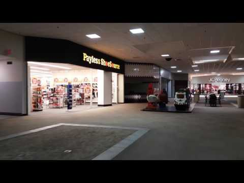 Video Walking Tour of the Columbia Mall February 2017