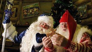 Дед Мороз против Санта-Клауса. Сравнение Дед Мороза и Санта-Клауса.