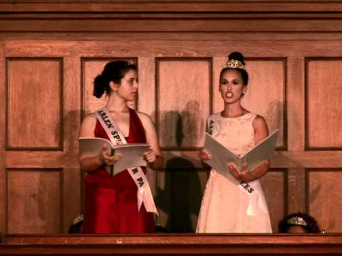 Complete Performance: The Gonzales Cantata at the 2009 Philadelphia Fringe Festival