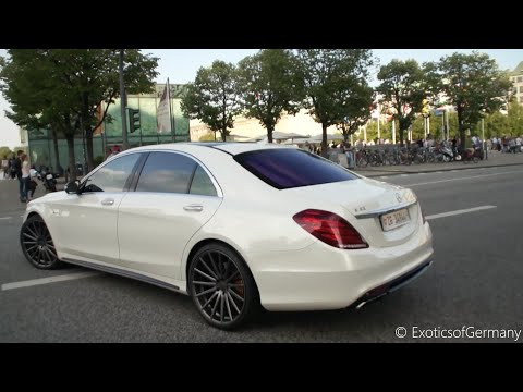 E63 AMG-S resonator delete by Keeping up with the Fudus