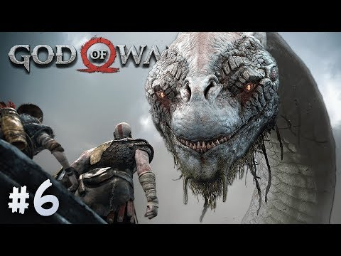 GOD OF WAR  |  Épisode 6 : Le Serpent-Monde ( PS4 Pro )