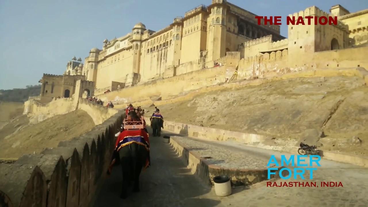 RAJASTHAN: Elephants at the Palace