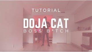 Doja Cat - Boss Bitch - Tutorial | Pop Queen Cardio | Dance Fitness
