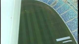 aidino og phillip bungyjumper det nye Durban VM stadion