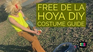 Free de la Hoya DIY Costume Guide