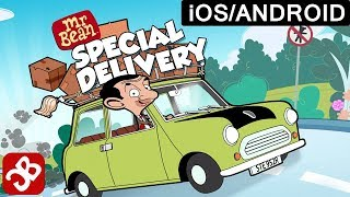 Mr Bean - Special Delivery (By Good Catch) Gameplay Video