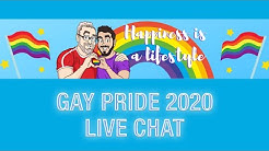GAY PRIDE 2020 | LIVE CHAT