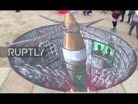 Germany: Protesters call for nuclear disarmament ahead of peace congress