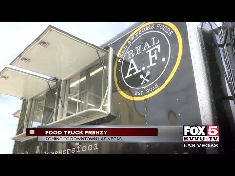 Food Truck Hub Coming To Downtown Las Vegas