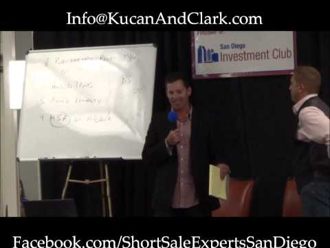 San Diego Investment Club - For Investors By Investors - The Kucan & Clark Partners Story