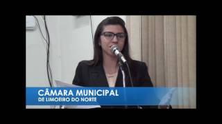 Lívia Maia - Pronunciamento 25 05 2017
