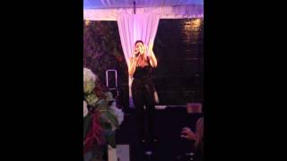 Taylor Dayne-Love Will Lead You Back Live in Bel Air, CA 9/25/2014