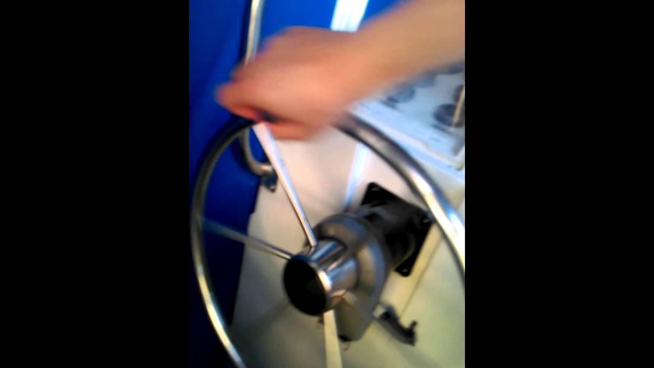 Seastar Helm Issue | Bloodydecks