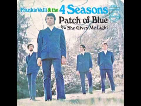 """Frankie Valli & The 4 Seasons – """"Patch Of Blue"""" (Philips) 1970 ..."""