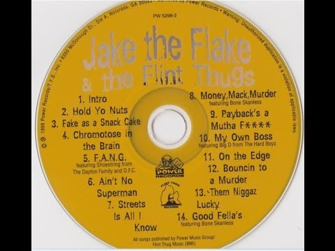 Jake the Flake & the Flint Thugs (full album)
