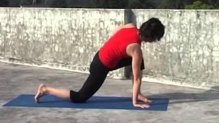 Хатха Йога для начинающих | Первые асаны
