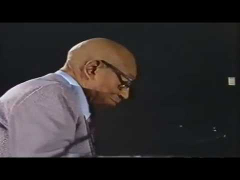 Eubie Blake -  I'm Just Wild About Harry (1972 Berlin Live Concert)