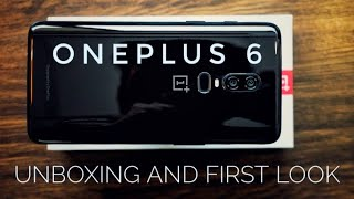 OnePlus 6 India unboxing and first look: what's cooking, good looking?