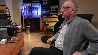 Pete Townshend Vlog: Day 4 ~ The Who Studio Sessions