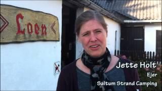 Solution Camp med Saltum Strand Camping - ejer Jette Holt