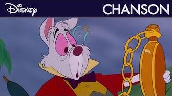Alice au Pays Des Merveilles - Je suis en retard I Disney