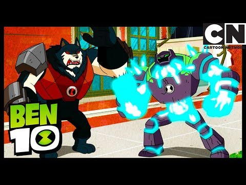Мой охранник | Бен 10 на русском | Cartoon Network