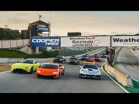 Get Ready for Motor Trend Best Driver's Car 2018!