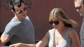 Jennifer Aniston & Justin Theroux: When in Rome