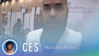iMusic Body Rhythm Hands On At CES