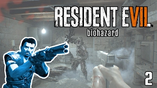 Resident Evil 7 - What s With This Guy - Part 2