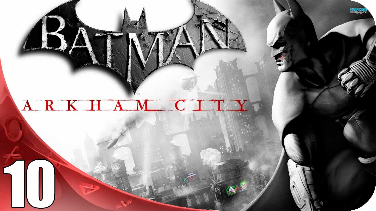 Batman Arkham City Walkthrough Español Parte 10 - YouTube